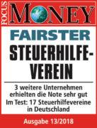 Fairster Lohnsteuerhilfeverein
