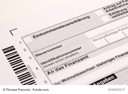 Steuererklärung woher Steuernummer?