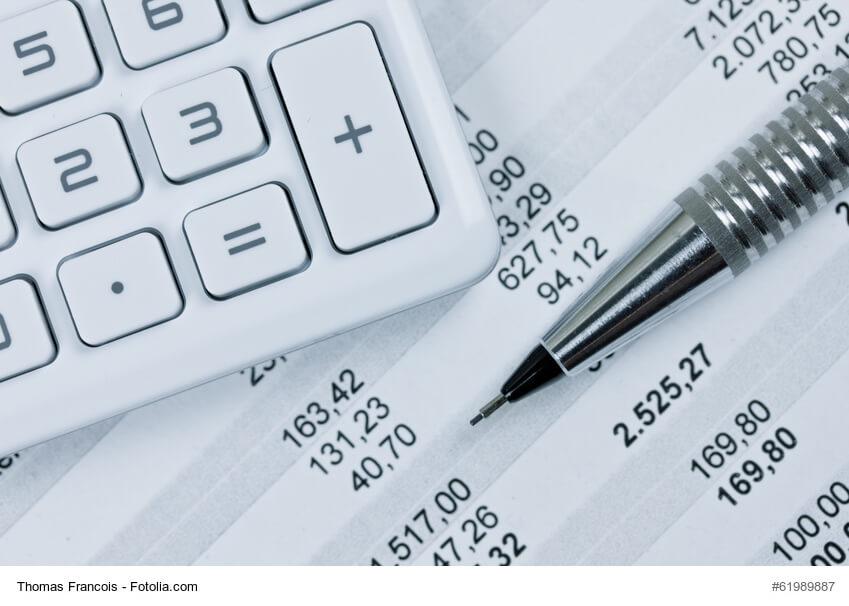 Fehler bei Erstellung der Steuererklärung