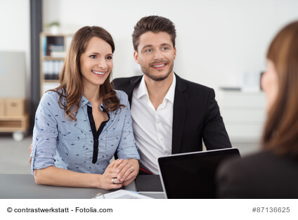 Ein gute Kombination: Steuerklassen Eheleute