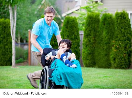 Steuerpflichtige mit Behinderung