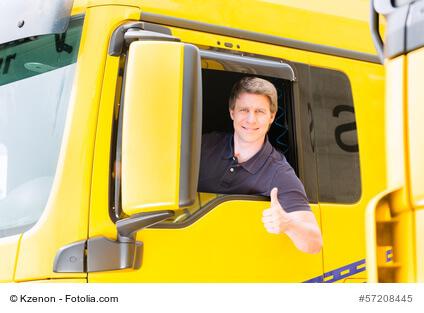 Was ist für Berufskraftfahrer bei der Einkommensteuererklärung absetzbar?