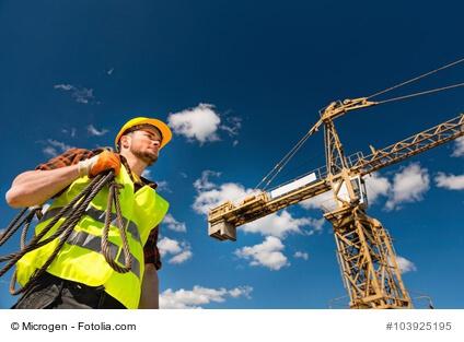 Was können Bauarbeiter bei der Einkommensteuererklärung ansetzen?