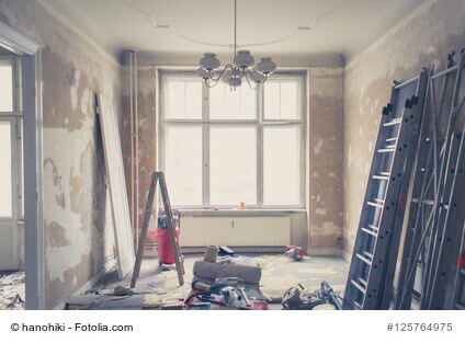 Anschaffungsnaher Aufwand bei Sanierung nach Kauf eines Altbaus