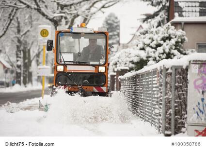 Winterdienst spart Steuern