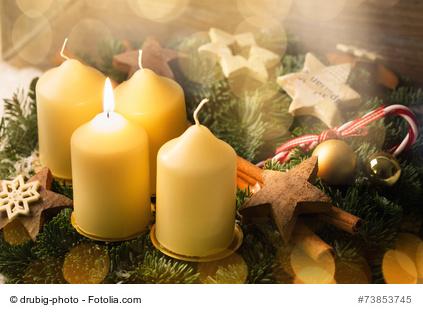 Genießen Sie die Adventszeit!