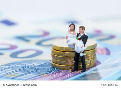 Heiraten und Steuern sparen