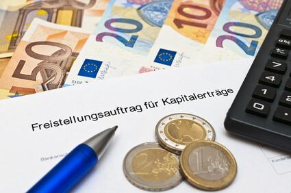 Steuerlexikon: Was ist ein Freistellungsauftrag?