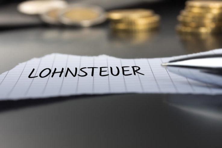 Steuerlexikon: Was ist die Lohnsteuer?