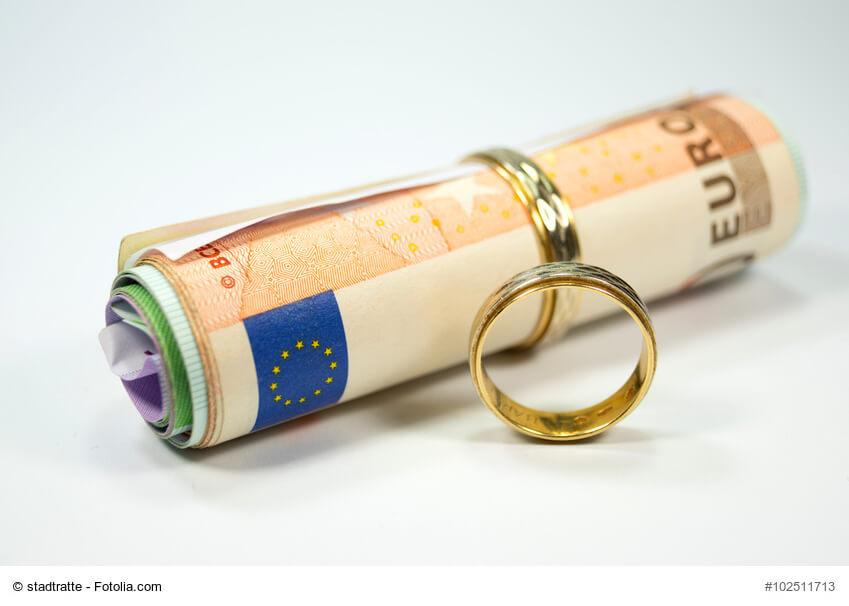 Wechsel von Lebenspartnerschaft zur Ehe: Steuervorteile nutzen!
