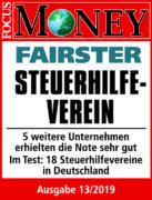 Fairster Steuerhilfeverein - Aktuell Lohnsteuerhilfeverein e.V.
