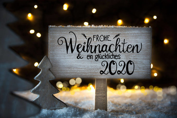 Weihnachtswünsche 2019