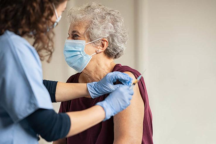 Steuerliche Entlastung für Helfer in Corona-Impfzentren