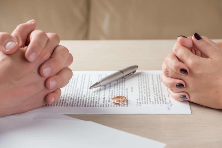 Scheidungskosten: Was kommt auf mich zu?