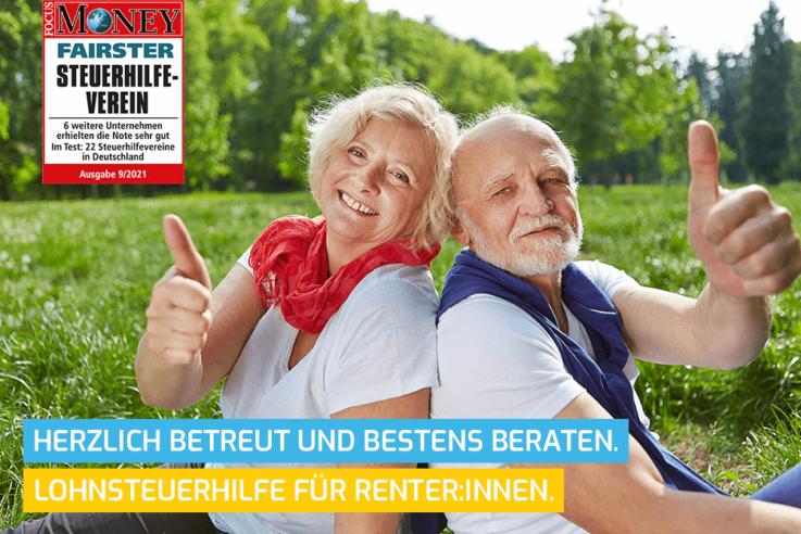 Lohnsteuerhilfe Renter:innen