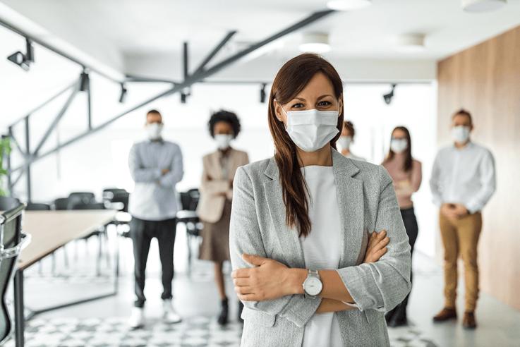 Deutschlandweite Maskenpflicht – Können Masken von der Steuer abgesetzt werden?